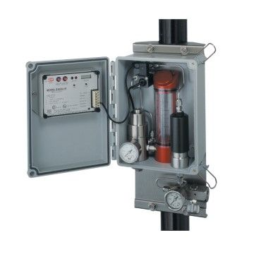 Cyclone Meter Lubrication System