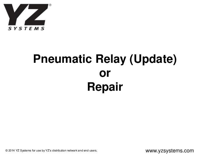 Pneumatic-Relay-YZ